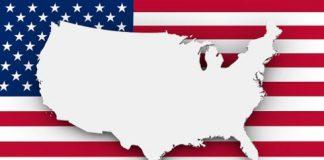 Bundesstaaten USA