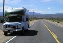 Camper Wohnmobil USA