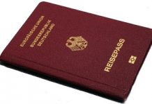 Reisepass Visa